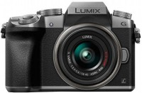 Panasonic 4K G 7 Mirrorless Camera 14 - 42 mm(Black)