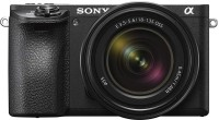 Sony Alpha 6500M Mirrorless Camera Body with 18 - 135 mm Zoom Lens(Black)