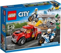 Lego Tow Truck Trouble(Multicolor)