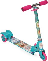 Disney Ana & Elsa with Olaf 3 wheel Scooter - Blue & Pink(Blue, Pink)
