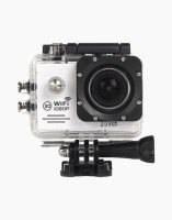 OWO SJ7000 Silver WiFi 1080P HD Waterproof 2 inch Screen Sports and adventure Camera Sports and Action Camera Sports and Action Camera(Silver, 12 MP)