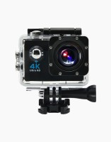 OWO G53R 4K Black Ultra HD Waterproof Wifi Sports and Adventure Camera Sports and Action Camera(Black, 12 MP)