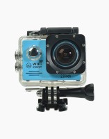OWO SJ7000 Blue WiFi 1080P HD Waterproof 2 inch Screen Sports and adventure Cameras Sports and Action Camera(Blue, 12 MP)