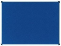GNE BOARDS Regular Blue notice Board 2x2 feet Greenboards(Set of 00, Blue)