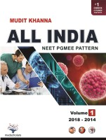All India Neet Pgmee Pattern(English, Paperback, Khanna Mudit)