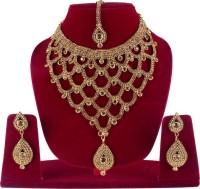 Condifence Alloy Jewel Set(Gold)