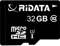 Ridata Ultra 32 GB MicroSD Card UHS Class 1 98 MB/s  Memory Card(With Adapter)