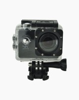 OWO SJ8000 Black SJ8000 WiFi 4K Waterproof 2 inch Screen 170 Degree Wide Angle With Wifi 16 Megapixels Sports and Action Camera(Black, 16 MP)