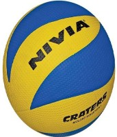 NIVIA Crater Vollyball Volleyball - Size: 4(Pack of 1, Multicolor)