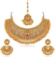You Bella Alloy Jewel Set(Gold)
