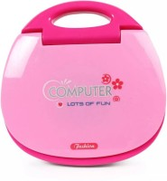 TOYBIN ABCD and 12345 Learning PINK LAPTOP FOR KIDS(Pink)