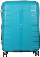 VIP VOYGER67TBL Expandable  Check-in Luggage - 27 inch(Blue)