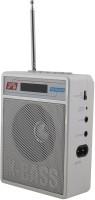 CRETO 413 FM Radio(Silver)