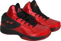 Nivia Velocity Basketball Shoes For Men(Red)