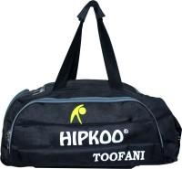 Hipkoo Sports Travel Bag (4 Side Pockets) One Shoes Compartment Multipurpose Bag(Black, 50 L)