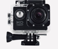 techobucks GO PRO 5 go pro 1080 hd 1080p Action Camera Go Pro Style APC04 Sports and Action Camera(Black, 12 MP)