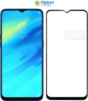 Flipkart SmartBuy Edge To Edge Tempered Glass for Realme 2 Pro, Realme U1
