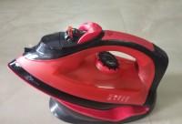 Syska SCI-926 1250 W Steam Iron(Red)