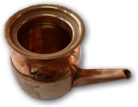 MNA Jal Aarpan Kalash / Pooja Kalash / Copper Embossed Lota Copper Kalash(Brown)