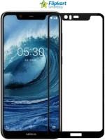 Flipkart SmartBuy Edge To Edge Tempered Glass for Nokia 5.1 Plus