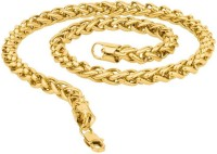 Saizen CH004 Artificial Classic Gold-plated Plated Stainless Steel Chain