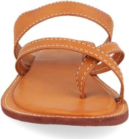Kalakar India Women Brown Flats