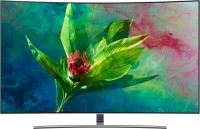 Samsung Q Series 138cm (55 inch) Ultra HD (4K) Curved QLED Smart TV(QA55Q8CNAKXXL)