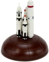 Toys and Models Executive Series Submarine Fleet Missile 1:100 Scale Mahogany Display Model C5820(Multicolor)
