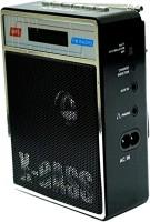 CRETO New Music Series SL413 Fm/Radio Supports USB pen-drive, aux memory card FM Radio(Black)