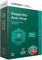 KASPERSKY Anti-virus 3 User 1 Year(Voucher)