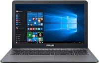 Asus Core i3 7th Gen - (4 GB/1 TB HDD/Windows 10 Home) X540UA-GQ682T Laptop(15.6 inch, Silver Gradient, 2 kg)   Laptop  (Asus)