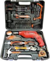 ICFS ISB10VRK Professional Impact Power & Hand Tool Kit(51 Tools)