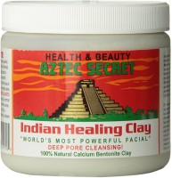 Aztec Secrets Indian Healing Clay Deep Pore Cleansing, 1 Pound(499 g)