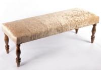 Ikiriya Solid Wood 2 Seater(Finish Color - Teak2)