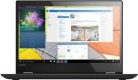 Lenovo Yoga 520 Core i3 7th Gen - (4 GB/1 TB HDD/Windows 10 Home) 520-14IKB 2 in 1 Laptop(14 inch, Onyx Black, 1.70 kg, With MS Office)