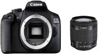 Canon EOS 1500D DSLR Camera (24.1MP, Black)