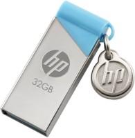 HP 32GB V215 (ORIGINAL) PENDRIVE 32 GB Pen Drive(Grey)