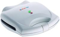 Bajaj Majesty New SWX 4 Grill Sandwich Toast 550 W Pop Up Toaster(White)