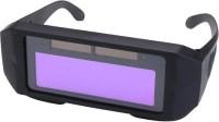 Swadha KJEY-45 Solar Powered Auto Darkening Welding Mask Welding  Safety Goggle(Free-size)
