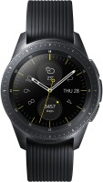 Samsung Galaxy Watch 42 mm Midnight Black Smartwatch(Black Strap Regular) Flipkart Rs. 24990.00