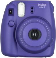 Fujifilm Instax Mini 8 No Instant Camera(Grape)