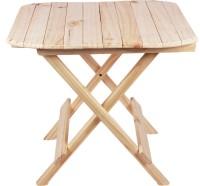 Ebee Engineered Wood Coffee Table(Finish Color - White Oak)