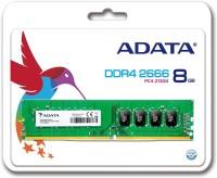 ADATA PREMIER DDR4 8 GB (Single Channel) PC (AD4U266638G19)(Green)