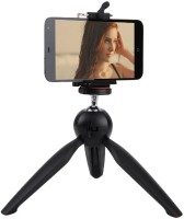 TECH-X X Mini TriPod Universal YT-228 For Digital Camera & All Mobile Phones Tripod(Black & Orange, Supports Up to 2000)