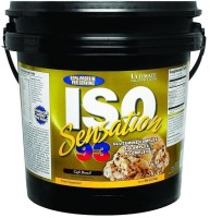 Ultimate Nutrition Iso sensation 93 Whey Protein(2.27 kg, Cafe, Brazil)