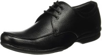 Bata Q 3 Lace Up Shoes For Men(Black)