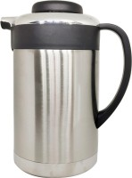 Blue Birds NEW ARRIVAL Stainless Thermo Steel Air Tight Leak Resistant Double-Wall Vacuum Insulated Coffee,Tea, Beverage Coffee Pot, Jug Flask Capacity-1.3 L Multipurpose Special Gift Pack, Self Use; and Diwali, Dhanteras & Festive Gifts Pot 1.3 L with Lid(Stainless Steel, Non-stick, Induction Botto