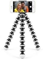 Landmark GEC_675D_Gorilla smart phones compatiable Portable tripod||360 degree tripod|| Foldable triopod|| Camera stand|| Mobile Tripod|| Camcorder tripod|| Camera mount|| Extendable tripod||Three-Dimensional Head & Quick Release Plate|| Assorted color|| Compatible with oppo,samsung,mi,vivo,sony,mot