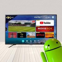 CloudWalker 109cm (43 inch) Ultra HD (4K) LED Smart TV(CLOUD TV 43SU)