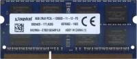 KINGSTON Low Voltage 1600 MHz DDR3 8 GB (Dual Channel) Laptop (9995428-177.A00G)(Blue)